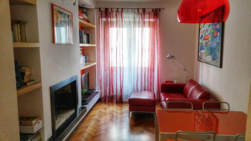 """Appartamento in centro storico """"La Ciammarica"""" - Sulmona - Apartemen"""
