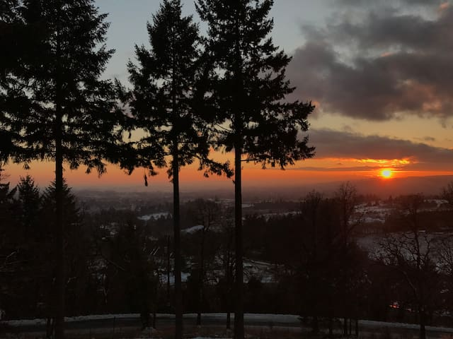 Wind Song ~ Wine Country Guest House - Newberg - Guesthouse