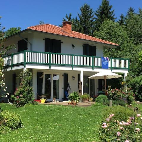 Charmantes Landhaus in Rheinhessen - Neu-Bamberg