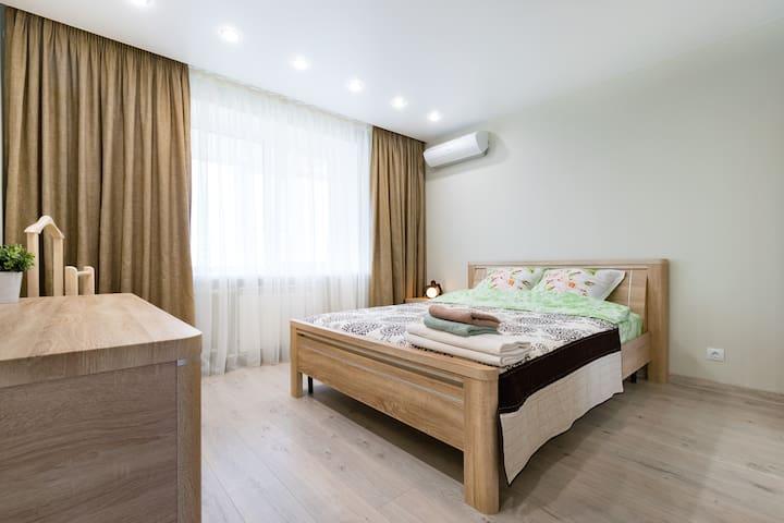 Двух комнатные апартаменты - Ivanovo - Lägenhet