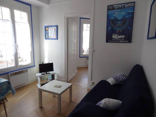 Appartement 1 chambre Rue St Jean - Le Touquet-Paris-Plage