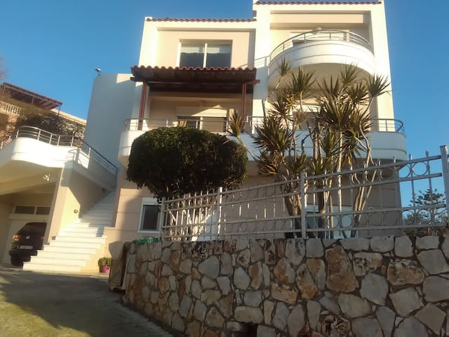 Alexadros' luxurious studio - Daratsos - Apartment