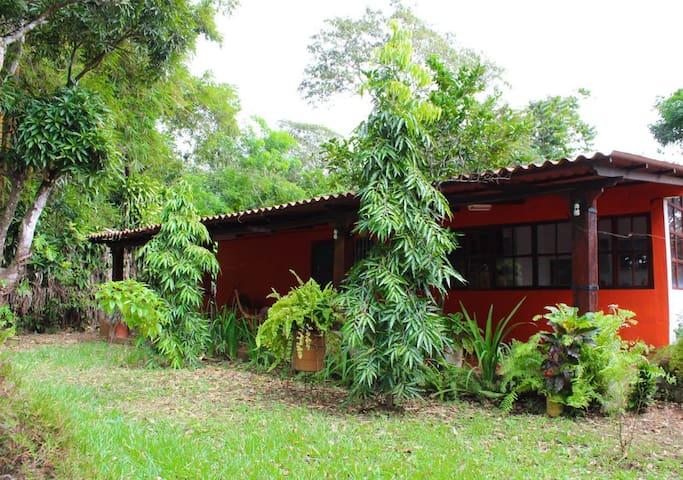 Charming cottage among the nature (amazing views) - Masatepe