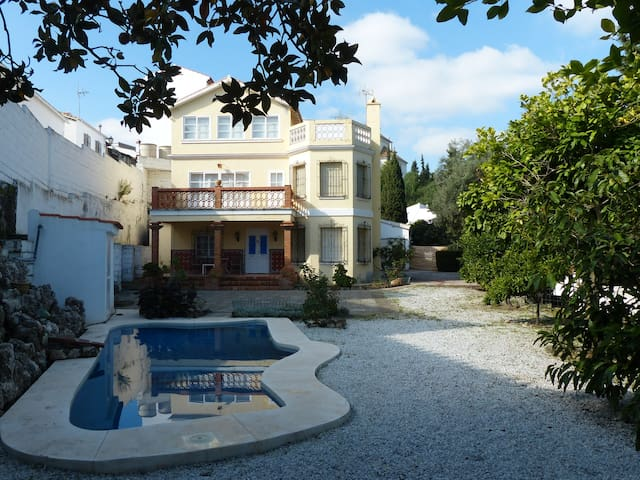 Villa El Olivo, Macharaviaya - Macharaviaya - Villa