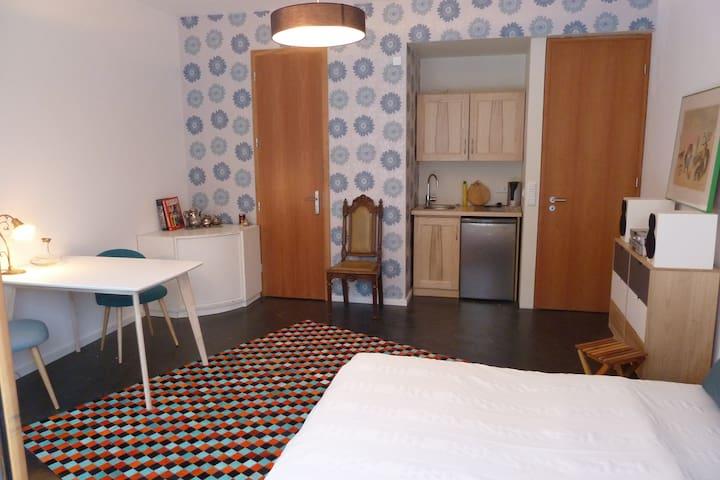 Nice and calm apartment! - Binzen - Casa de huéspedes