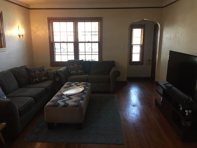 Cozy Scandi-inspired home in South Minneapolis! - Minneapolis - Apartment