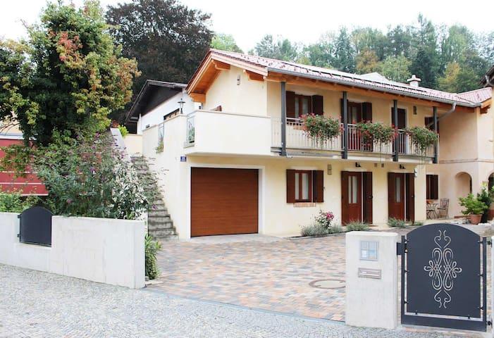 "Apartment 3  ""Casa Monticello"" - Bad Reichenhall - Lägenhet"