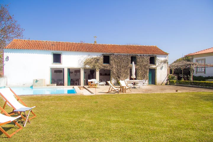 Liiiving in Ofir | Manor Pool House - Braga - Hus