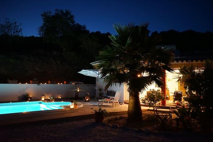 Casa Salida del Sol - Canillas de Albaida - Villa