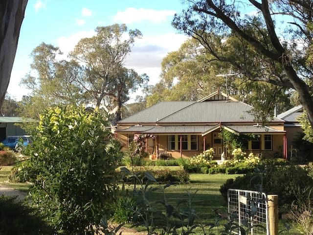 Boongarrie - Flaxman Valley - Bed & Breakfast
