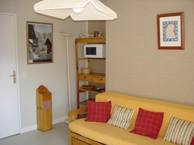 Appartement Arvieux en Queyras - Arvieux - Apartemen