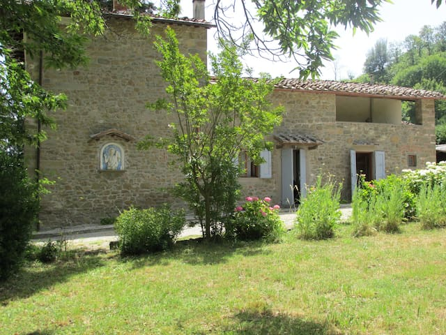 Apartment with private pool - Greve in Chianti - Casa