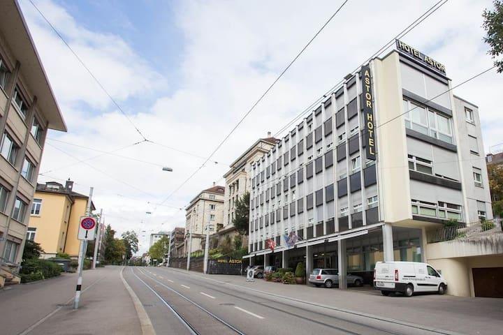 Astor Studios Zurich City - Zürich - Service appartement