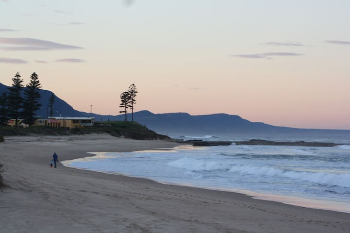 Perfect Beach Stay - Bulli - Wohnung