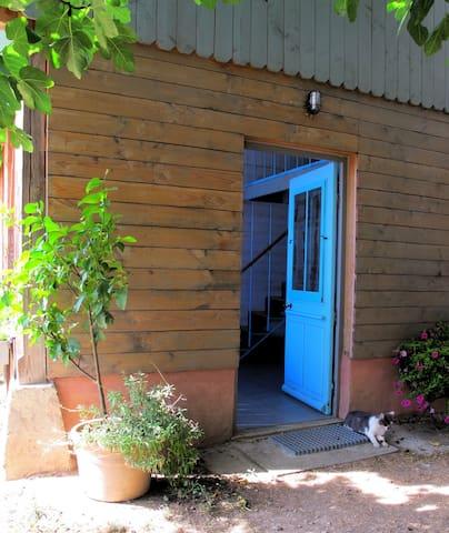 cabane de jardin tout confort - Sallèles-d'Aude - Kabin