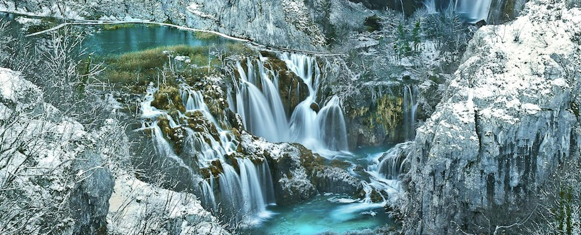Private Double Room Near Plitvice Lakes 4 - Vrhovine - Rumah
