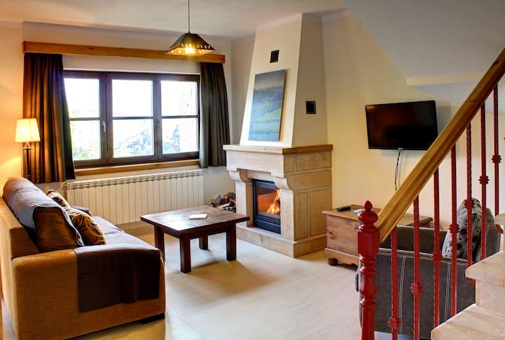 La Montaña Mágica Apartamento rural - Llanes - Appartement