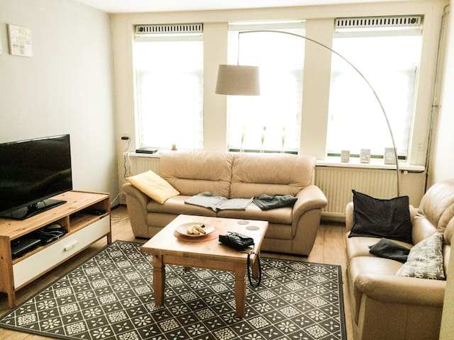 Centrally located lovely private room - Rotterdam - Leilighet