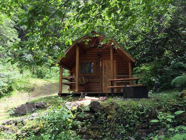 Bilbo Baggins Cabin by Lake Cd'A :) - Coeur d'Alene
