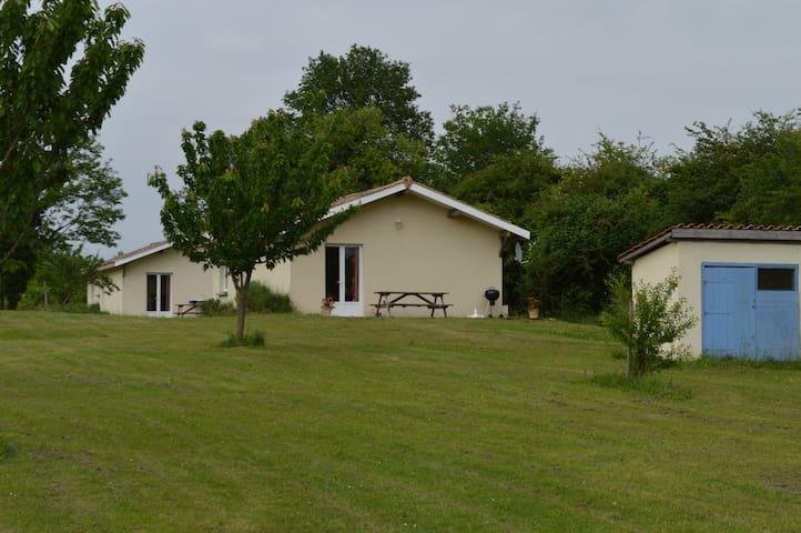 les gîtes du haras - Saint-Sauveur - Casa