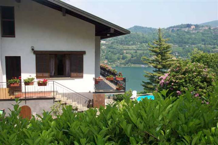 Beautiful Villa in Orta with pool. - Orta San Giulio - Villa