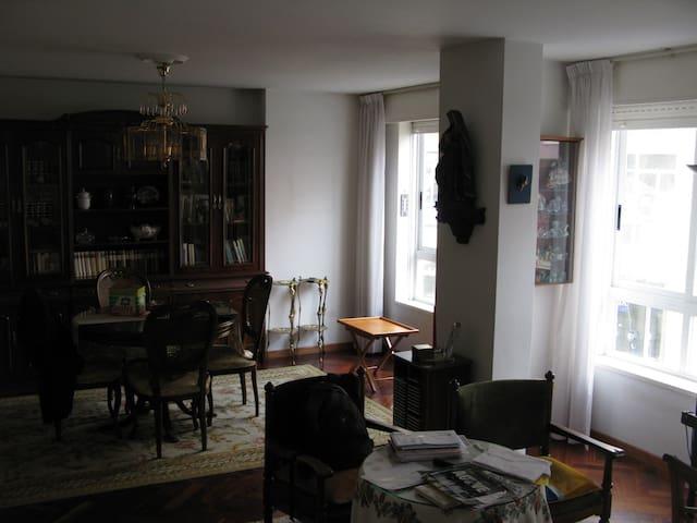 Piso de 3 habitaciones en Pontedeume centro - Pontedeume - Daire