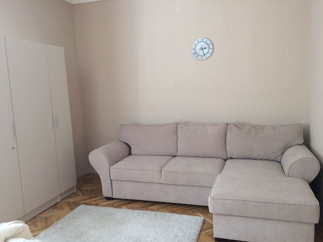 Peaceful apartment in downtown - Szeged - Leilighet