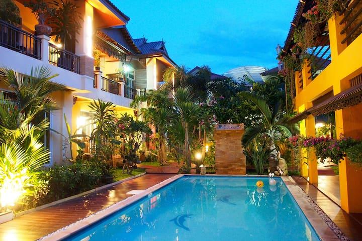 Lamduan Boutique Home Stay - ตำบล หนองหอย - Departamento