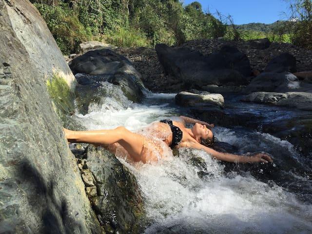 El Yunque Waterfall Romance Retreat - Buena Vista de Las Marías - Палатка