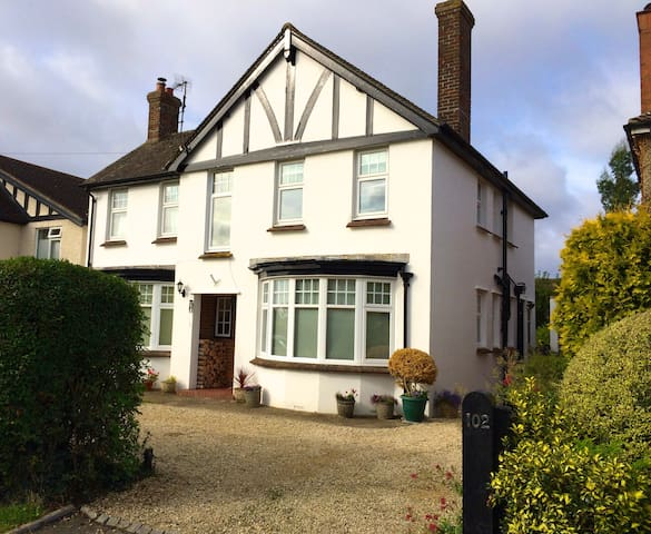 1930's house with character - Brackley - Bed & Breakfast