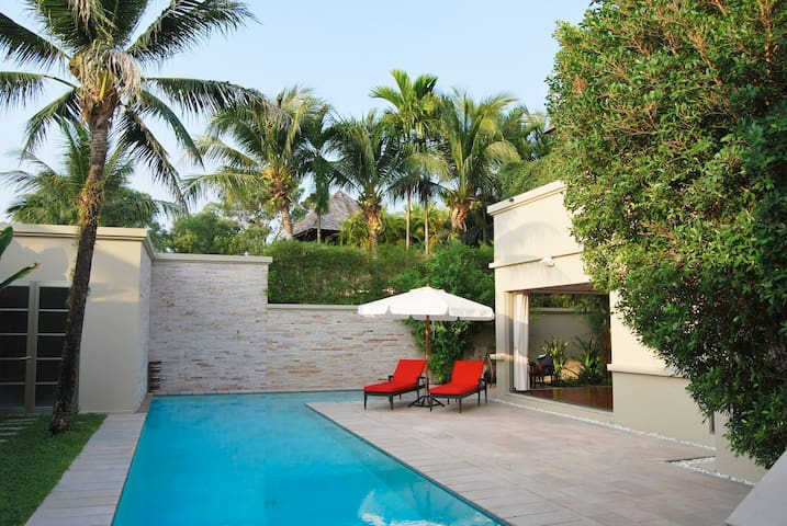3 bedroom luxury villa at The Residence - Choeng Thale - Casa