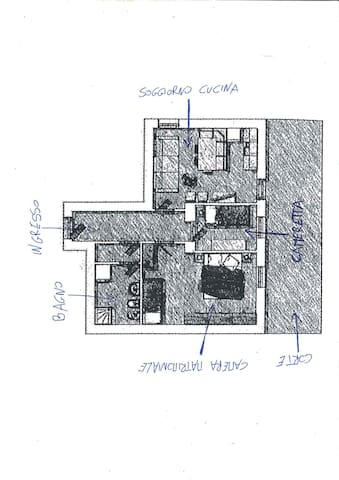 Appartamento in centro Auronzo - Auronzo di Cadore - Appartement