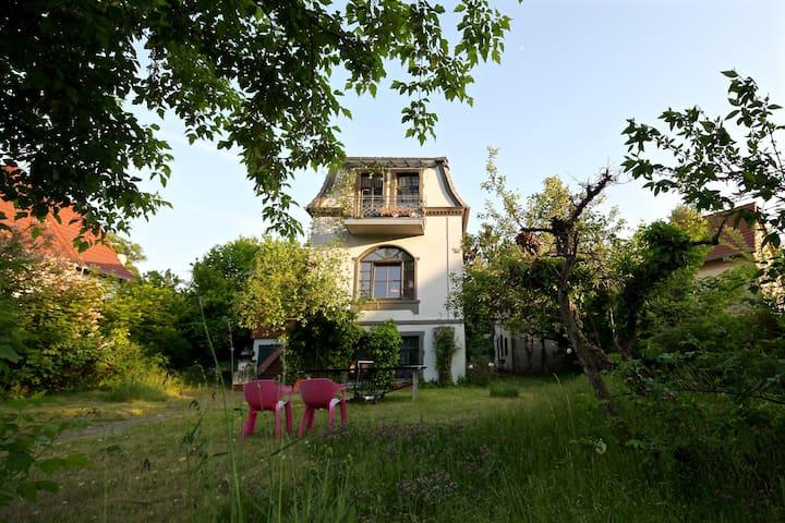 Charming Villa mit Lakeview - Buckow (Märkische Schweiz) - Villa