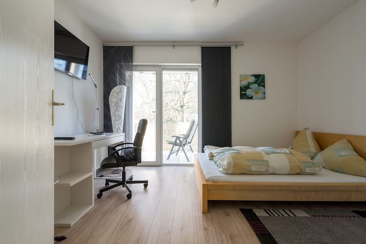 Close to airport yet quiet and cosy - Kelsterbach