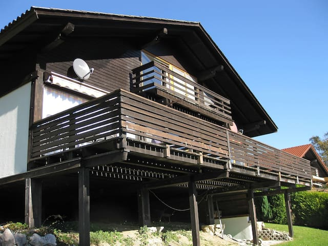 Beautiful House Vorauf 5532.3 - Siegsdorf - Villa