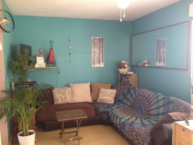 Joli T3 rez-de-jardin 5 min Annecy - Metz-Tessy - Apartmen