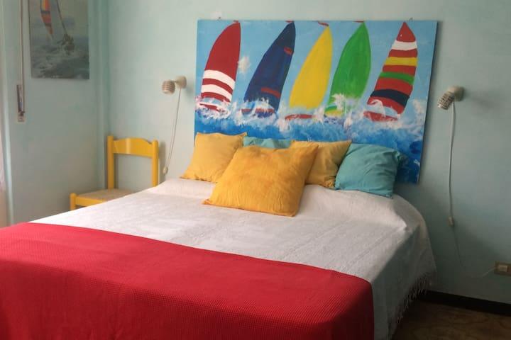 Funny&Sunny a 2 passi dal mare - Moneglia - Apartemen
