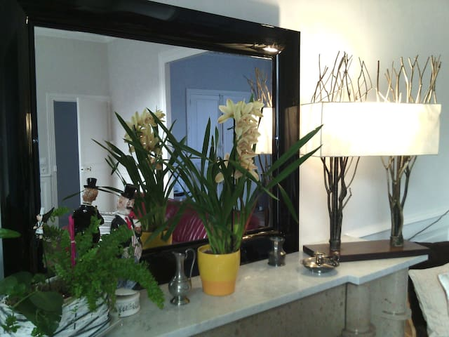LE TEMPS D'UNE PAUSE B&B Dinan-Cocoon - Dinan - Bed & Breakfast
