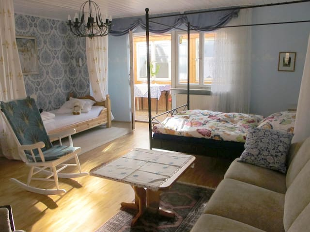 Ferienwohnung Josephine - Dinkelsbühl - Appartement