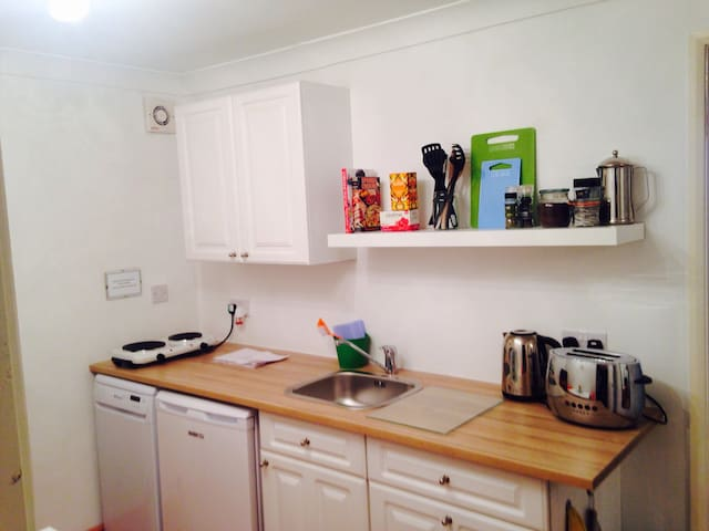 Whole Apartment in Quiet Area - Leicester - Daire