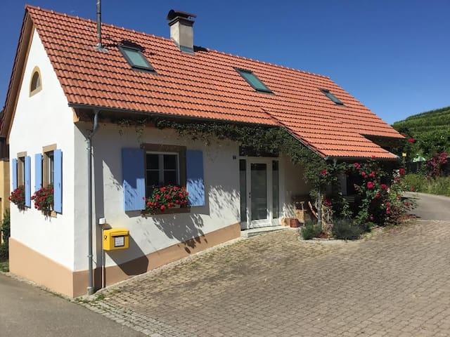 The Old Dairy Cottage in vineyard location - Müllheim