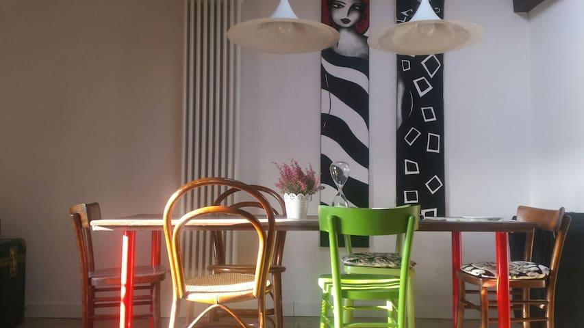 pulita camera privata ben localizzata - Modena - Apartemen