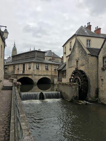 Heart of historical Bayeux - Bayeux - Lägenhet