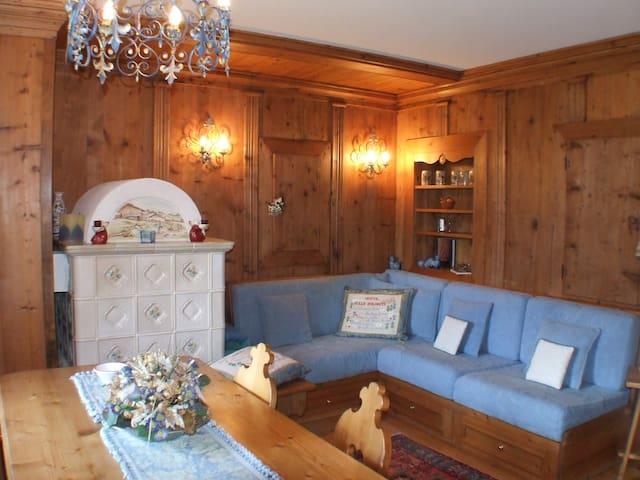 Panoramico su Cortina d'Ampezzo - Cortina d'Ampezzo - Lägenhet