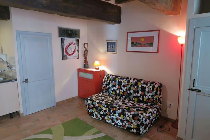 Monolocale Antico Borgo - Collevalenza - Wohnung