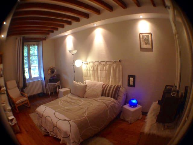 Maison de charme au coeur de la Bourgogne - Cosne-Cours-sur-Loire