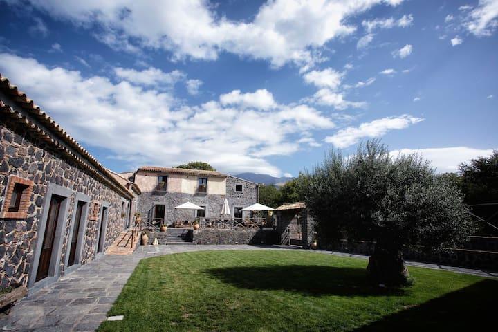 Country Hotel Bosco Ciancio - Biancavilla - Butik otel