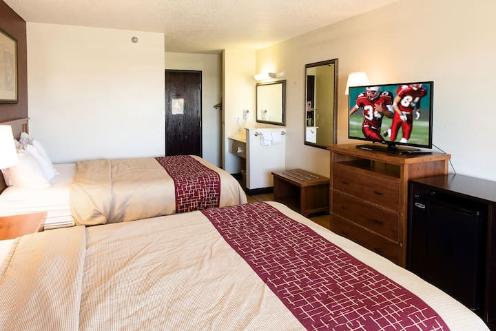 Inn off the Interstates - Council Bluffs - Boetiekhotel