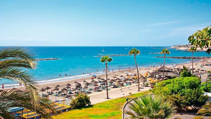 Precioso apartamento a 5min de la playa - Costa Adeje - Leilighet