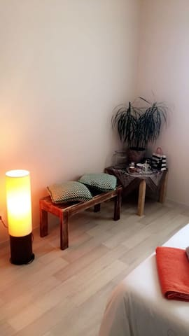 Agréable chambre double Montbéliard - Montbéliard